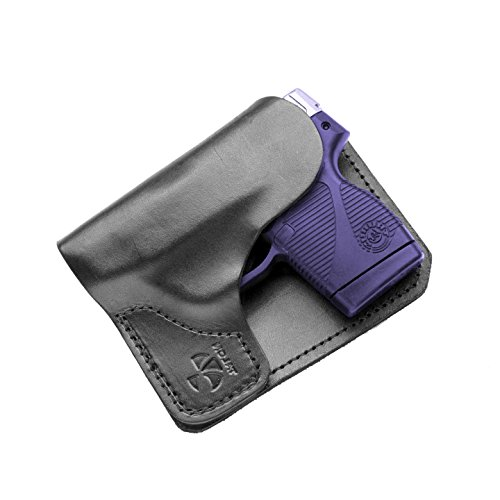 Talon Concealed Carry Wallet and Cargo Pocket Leather Holsters