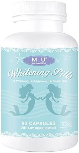 M U Mermaid Whitening glutathione brightening product image