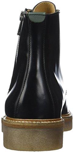 Oxfoto Negro Noir Botines 8 Mujer Kickers gO6xBn1qOw