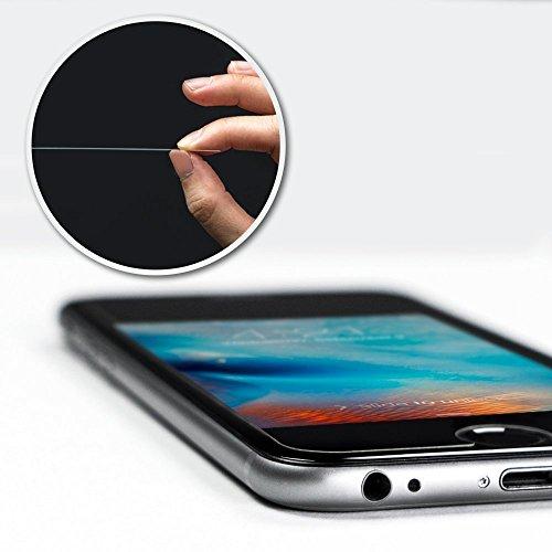 [Installazione di Easy] Spigen® Pellicola Vetro Temperato iPhone 6S / 6, [Resistente ai graffi più profondi] Ultra resistente in Pellicola iPhone 6S / 6, Pellicola Protettiva Apple iPhone 6S / 6 (035G