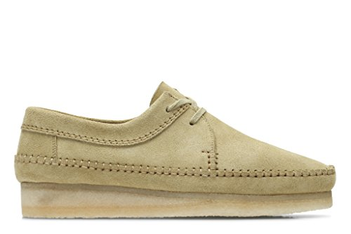 Sneakers Clarks Weaver Originals Elfenbein Herren txq0rAXw0f