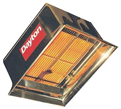 Commercial Infrared Heater, NG, 60, 000