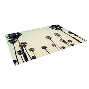"Kess InHouse Bree Madden ""California"" Outdoor Floor Mat/Rug, 8-Feet by 8-Feet"
