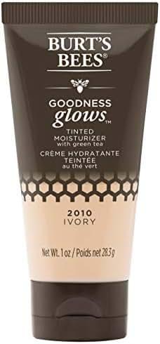 Face Makeup: Burt's Bees Goodness Glows Tinted Moisturizer