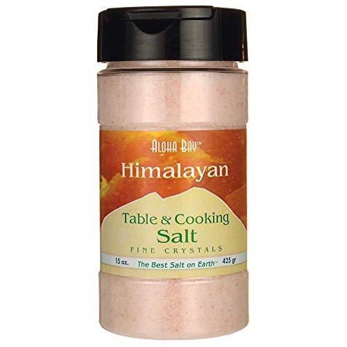 ALOHA BAY Himalayan Salt, Fine