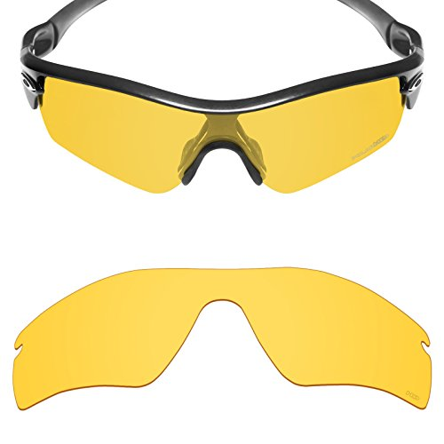 Mryok+ Polarized Replacement Lenses for Oakley Radar Path - HD - Oakley Replacement Radar Path Lenses