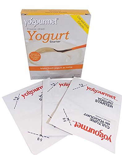 Yogourmet Freeze Dried Yogurt Starter – 1 oz Review