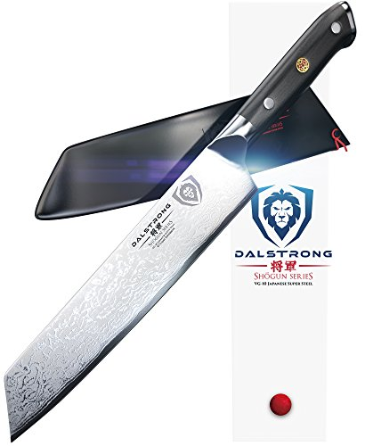 - DALSTRONG Kiritsuke Chef Knife - Shogun Series - Damascus - AUS-10V - 8.5