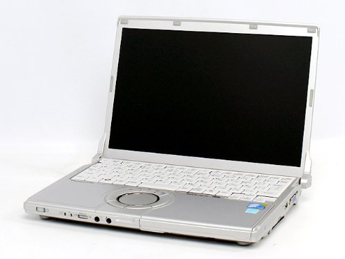 Panasonic パナソニック Lets note レッツノート N9 CF-N9JWCDPS ( CPU Core i5 2.4GHz MEM 2GB HDD 250GB) ノートPC