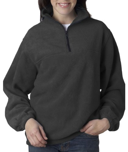 Ultra Club Conqueror Fleece Jacket  M  Charcoal