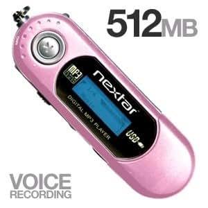 amazon com nextar ma933a 5p 512mb mp3 player home audio theater rh amazon com Nextar Digital MP3 Player Driver Nextar MA933A Manual