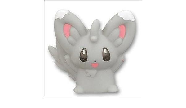 Minccino Chillarmy Pokemon Finger Puppet Mini PVC Figure