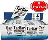 TarBar 5 Packs, Cigarette Filters Compare with Nic out, Tarblock or Tarstop.