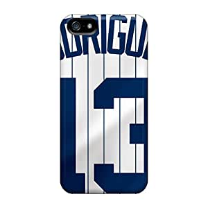 Top Quality Rugged New York Yankees Cases Covers For Iphone 5/5s