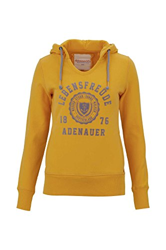 co capucha con A Kapuzenschwester Sudadera Co Orange Adenauer Yp5wYqR
