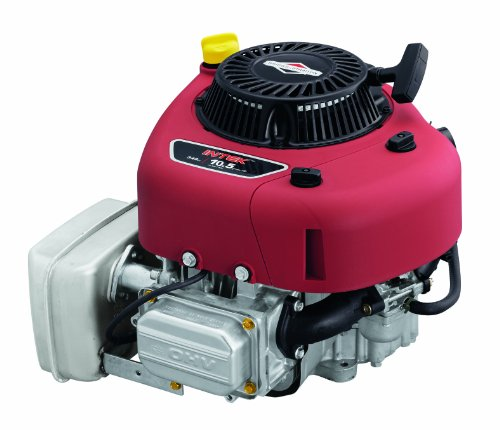 Briggs & Stratton 21R702-0070-F1 344cc 11.5 Gross HP Intek Engine with a 1-Inch Diameter by 3-5/32-Inch Length Crankshaft and Keyway Tapped 7/16-20-Inch