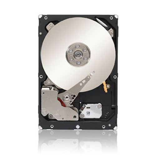 Seagate 1TB Enterprise Capacity HDD SATA 6Gb/s 128MB Cache 3.5-Inch Internal Bare Drive (ST1000NM0033) (Certified Refurbished) by Seagate
