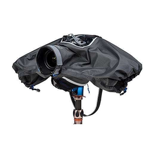 Think Tank Photo Hydrophobia D 24-70 V3 Camera Rain Cover for DSLR Camera with 24-70mm f/2.8 Lens