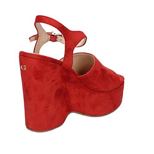 Zapatos a FLKRL2ESU03 Cu Guess Mujer De Hx5wggZ