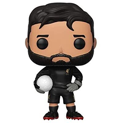 Funko POP! Football: Liverpool - Alisson Becker: Toys & Games