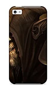 TYH - Tpu Case Cover For Iphone 5c Strong Protect Case - Styx: Master Of Shadows Design phone case