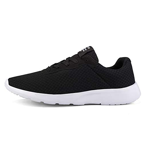 Nordstrom Simpson Jessica - Msanlixian 2019 Men Casual Shoes Man Mesh Breathable Sneakers Men Oxford Loafers Retro Lace Up Male Trainers Tenis Masculino Adulto Black A 5.5