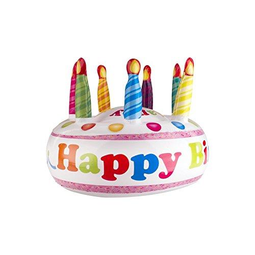 Tarta de Cumpleaños Hinchable: Amazon.es: Deportes y aire libre