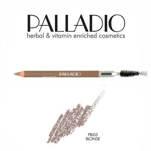 2 Pack Palladio Beauty Eyebrow Pencil 05 Blonde