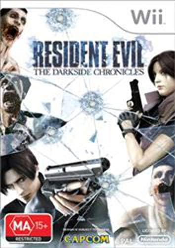 Resident Evil: The Darkside Chronicles (Wii) [Importación inglesa]: Amazon.es: Videojuegos