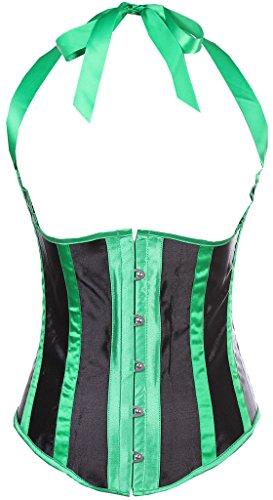 Alivila.Y Fashion Womens Burlesque Lace Underbust Corset