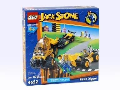 Lego Jack Stone Digger