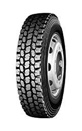 Roadlux R518 Open Shoulder Drive Radial Commercial Truck Tire - 295/75R22.5 LRG