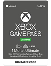 Xbox Game Pass Ultimate | 1 Monate Mitgliedschaft | Xbox One/Win 10 PC - Download Code