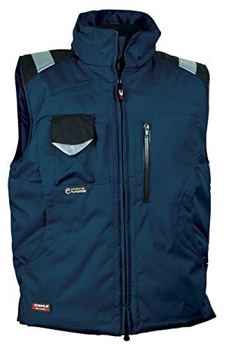 color azul talla 44 Cofra 40-00V01302-44 Chaleco para hombre