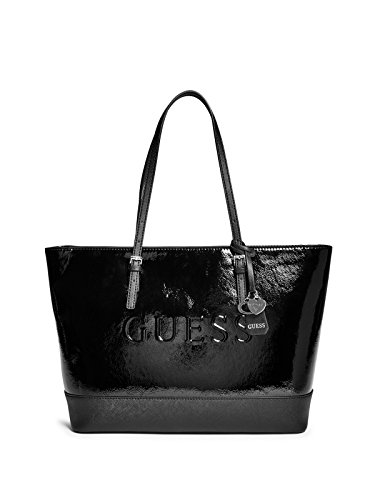 GUESS Factory Women's Chandler Glossy Logo Tote