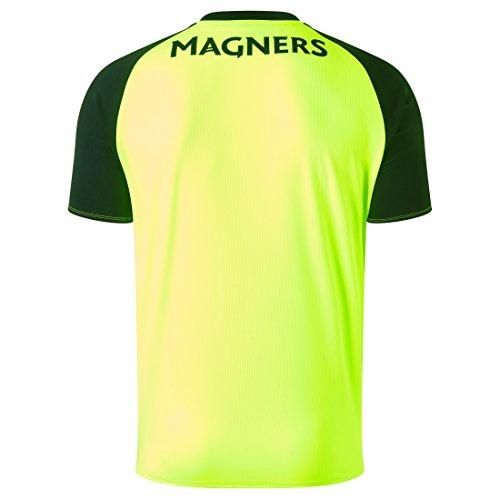 3acac1487f67 New Balance Men s Celtic Fc 3rd Short Sleeve Jersey - Hoops Merch