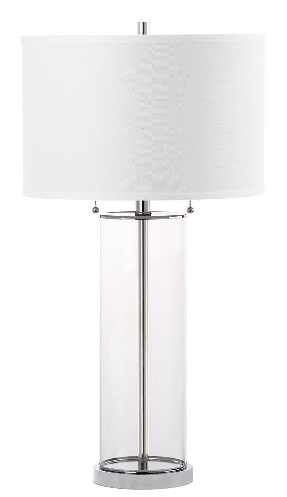 Safavieh Lighting Collection Velma Clear 31-inch Table Lamp (Set of 2)