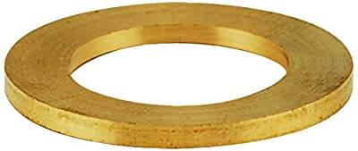 IVY Classic 37956 Metal Adapters, Adapts 20mm Outside Diameter to 5/8-Inch Inside Diameter, 10-Pack by Ivy Classic Industries