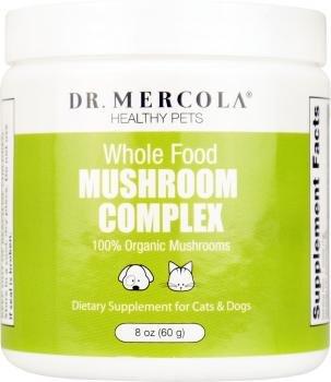 mercola - Toda Alimentos Seta complejo para mascotas, 240 ml polvo ...