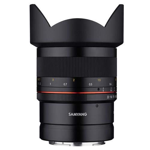Samyang 14mm F2.8 Ultra Wide Angle Weather Sealed Lens for Nikon Z Mirrorless Cameras