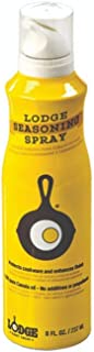 product image for Lodge Seasoning Spray, 8-Ounce ,Yellow