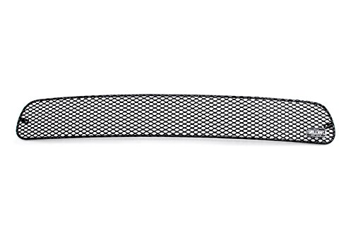 Grillcraft FOR1304B MX Series Black Lower 1pc Mesh Grill Grille Insert for Ford Expedition -