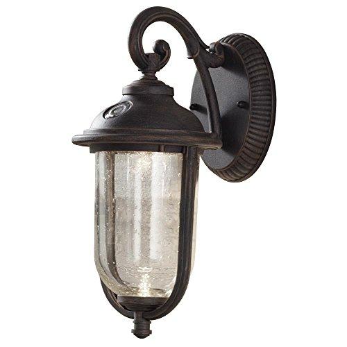 Perdido Rustic Bronze Outdoor LED 6