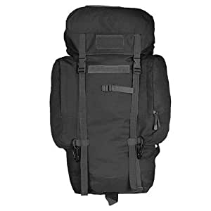 Fox Outdoor Products Rio Grande Backpack, Black, 25 L