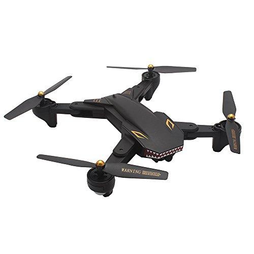 Quadcopter con HD Camera Shark 2.0MP Wide Drone Angulo G-Sensor Aerial Video