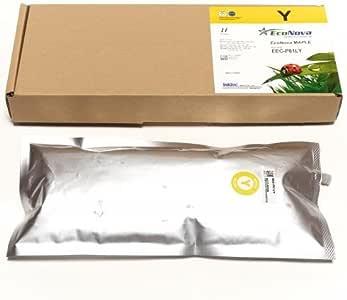 InkTec Bolsa 1 litro de Tinta Eco-solvente Amarilla para Mimaki, Tinta EcoNova Maple by: Amazon.es: Electrónica