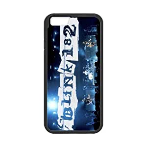 Custom High Quality WUCHAOGUI Phone case Blink 182 Pattern Protective Case For Apple Iphone 6,4.7