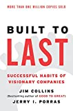 capa de Built to Last: Successful Habits of Visionary Companies
