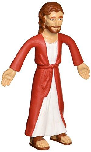 NJ Croce Jesus of Nazareth Bendable - Jesus Figure