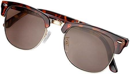 Huicai Gafas de Sol Plegables neutrales Gafas de Sol de ...